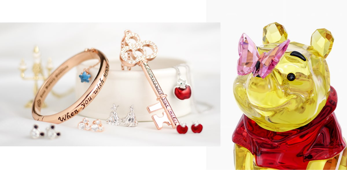 shopDisney | Swarovski et Couture Kingdom