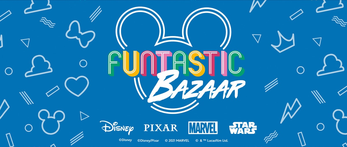 Funtastic Bazaar Sept21  - EMEA Banner