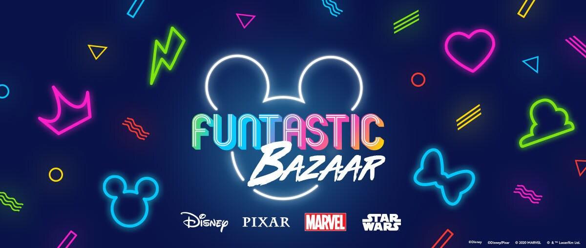 Funtastic Bazaar SHOP Page - EMEA Banner