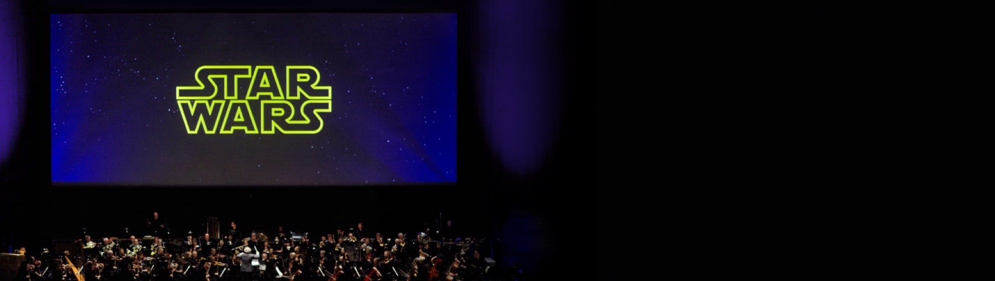See Star Wars in Concert on tour | Find Out More