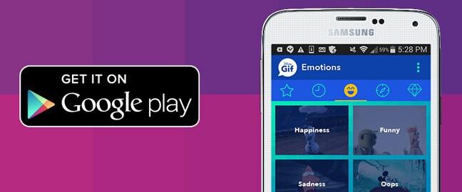 Disney Gif - Google Play - Side by Side - ID