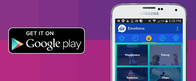 Disney Gif - Google Play - Side by Side - SG