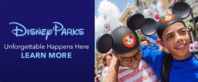 Alamo: Disney Parks
