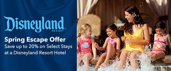 Disneyland Resort Special Offer