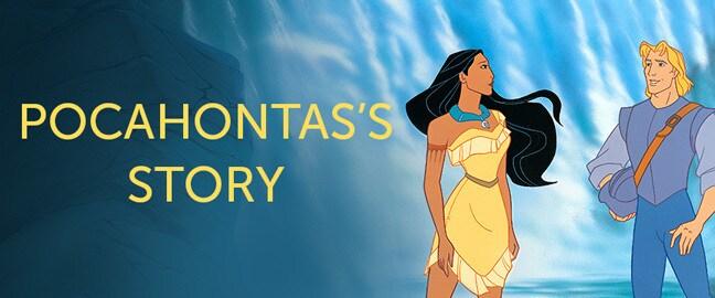 Pocahontas Sxs Story
