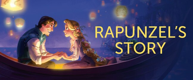 Rapunzel SxS  Story