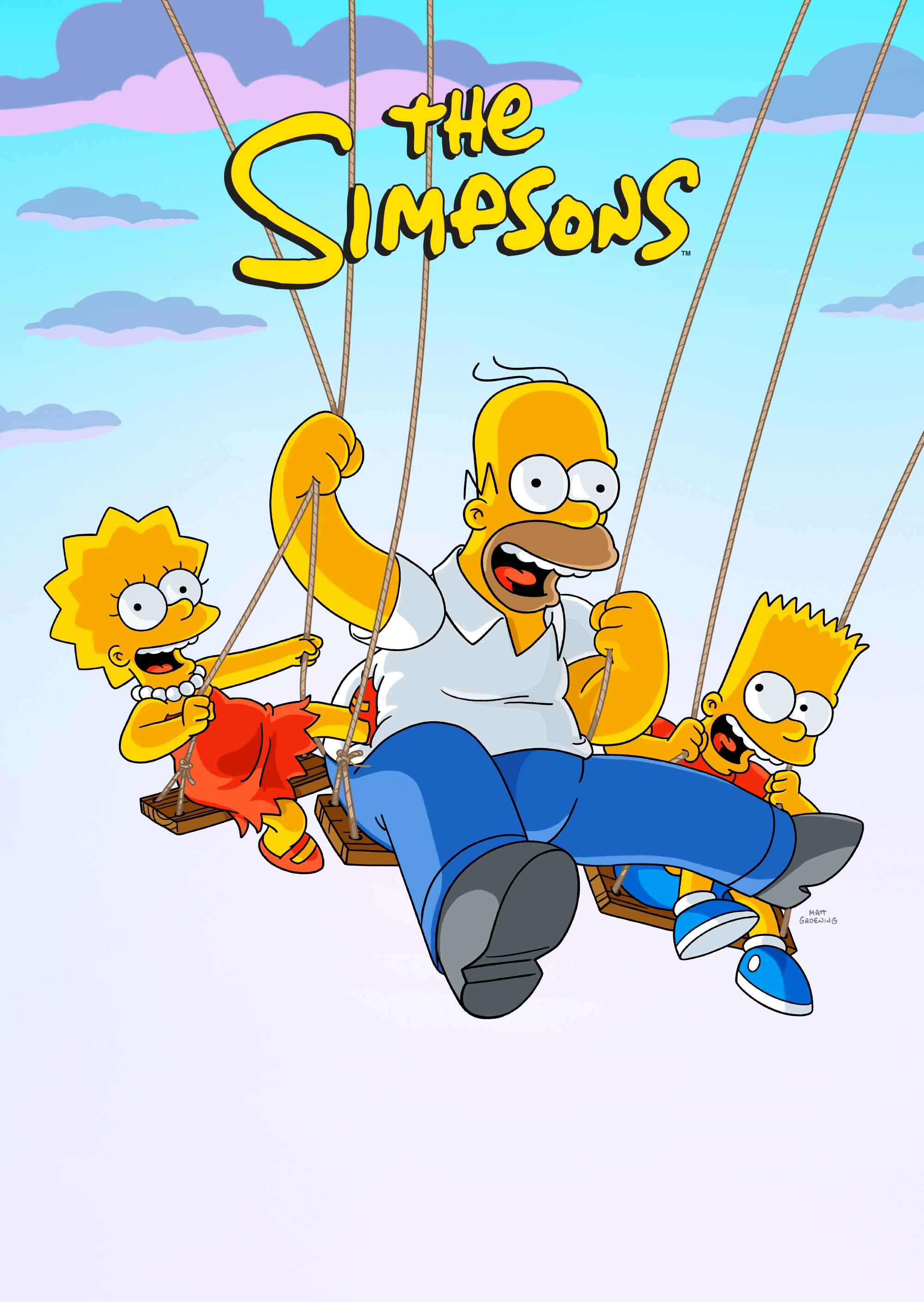 The Simpsons on Disney+