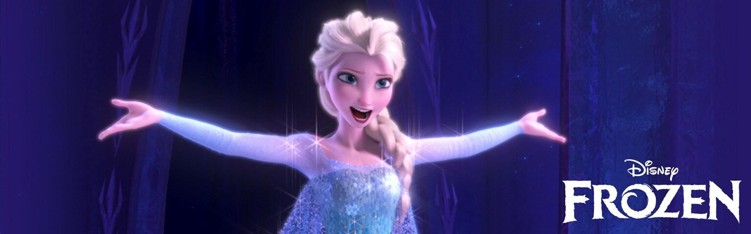 Frozen Sing Along Lyrics Soundtrack Disney Frozen