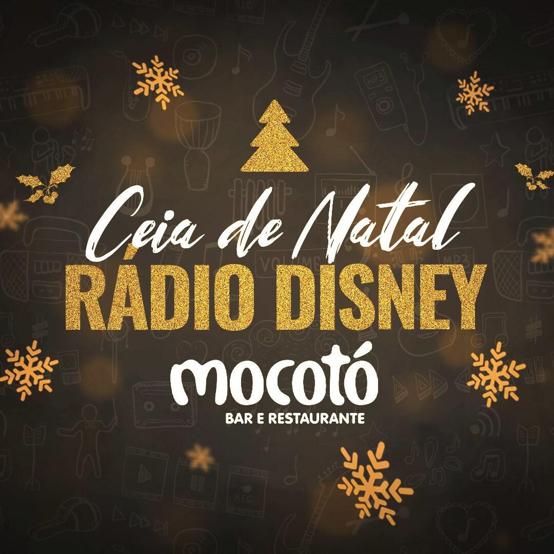 Ceia de Natal Rádio Disney