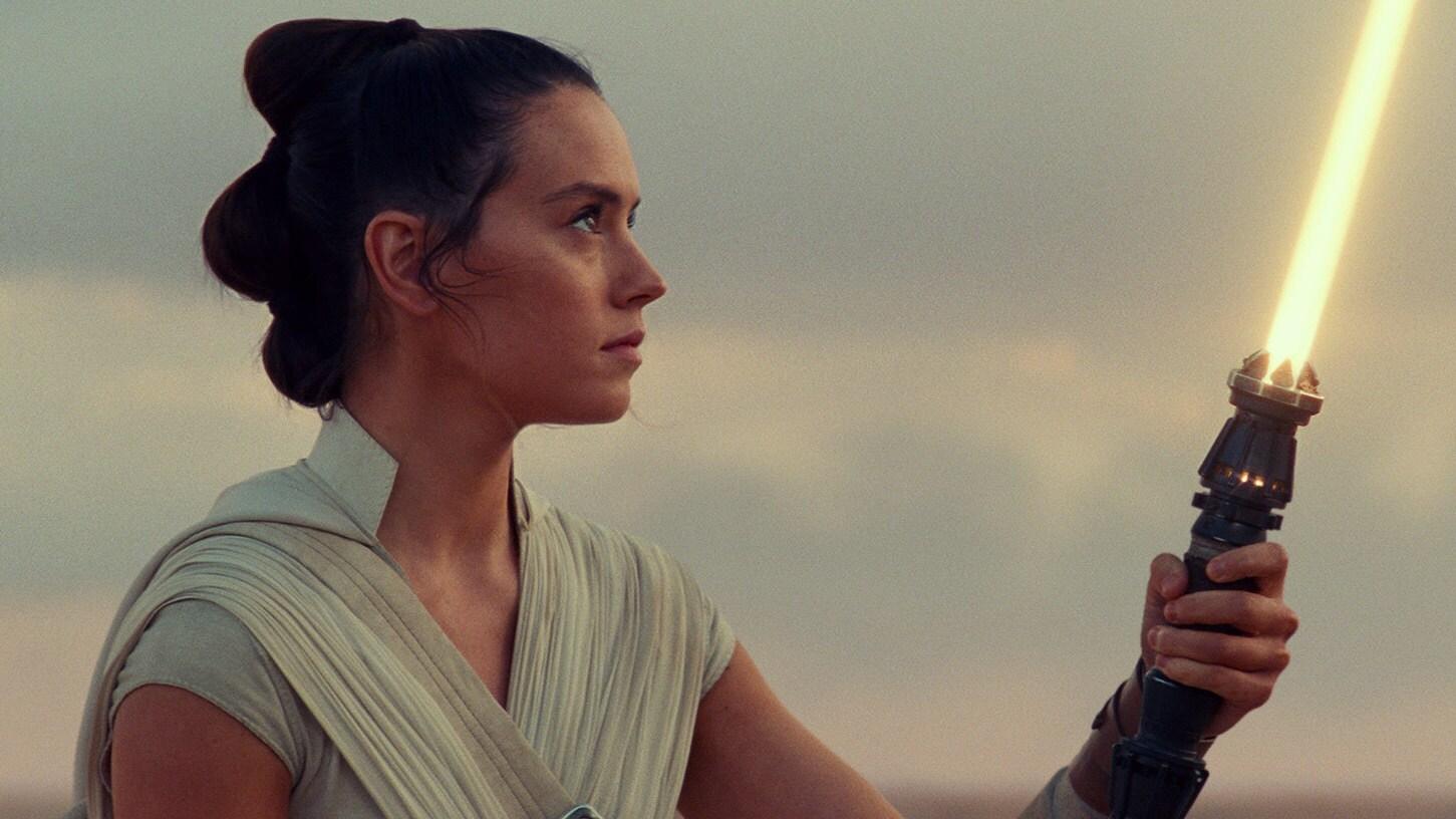 The complete Skywalker Saga on Disney+