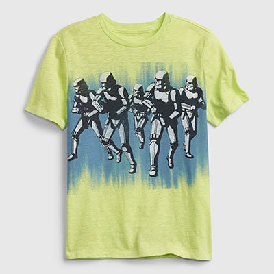 Star Wars GapKids Stormtroopers Graphic T-Shirt