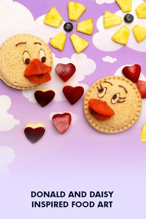 Smuckers Content- Donald and Daisy