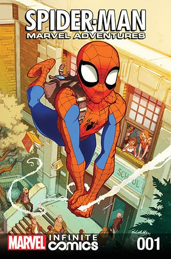 Spider-man Marvel Adventures: Amazing #01