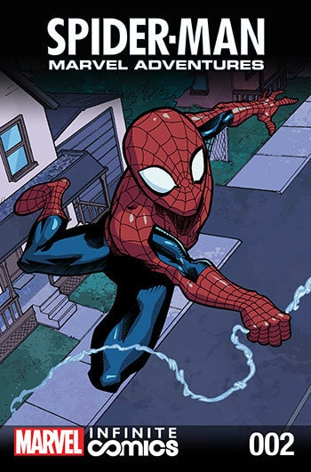 Spider-man Marvel Adventures: Amazing #02