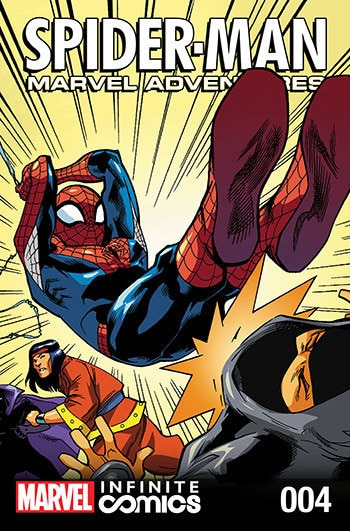 Spider-man Marvel Adventures: Amazing #04