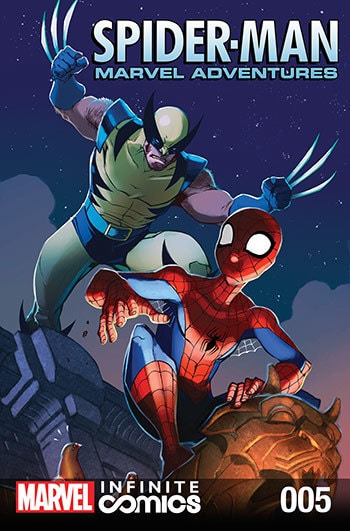 Spider-man Marvel Adventures: Amazing #05