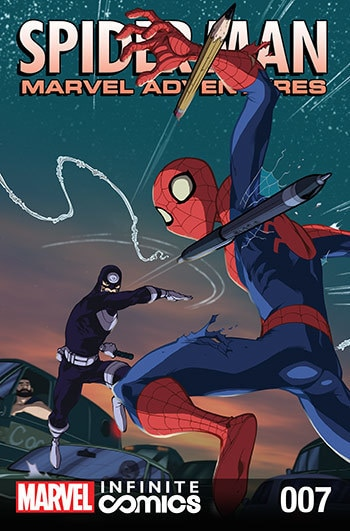 Spider-man Marvel Adventures: Amazing #07