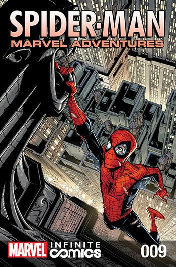 Spider-man Marvel Adventures: Spectacular #09