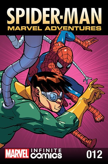 Spider-man Marvel Adventures: Spectacular #12