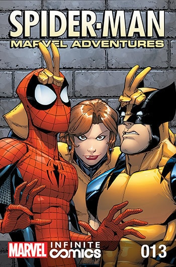Spider-man Marvel Adventures: Spectacular #13