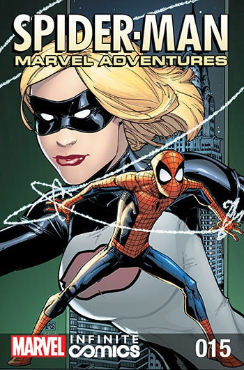 Spider-man Marvel Adventures: Spectacular #15