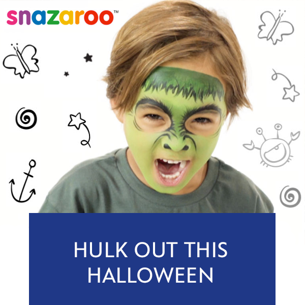 Steam Promo - Snazaroo Hulk