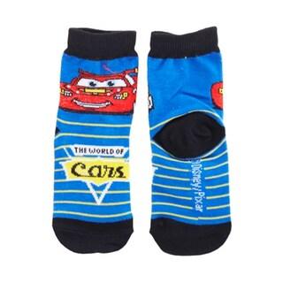 Cars Sock Boys 2-4 Years Blue