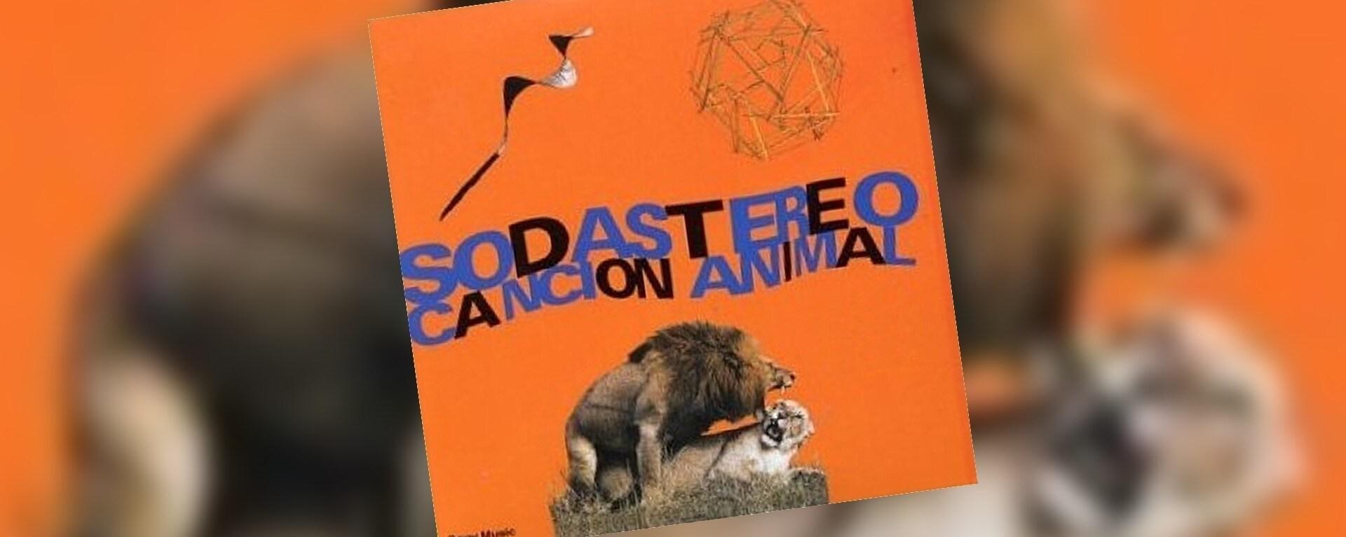 """""""Canción animal"""" de Soda Stereo cumple 30 años"""