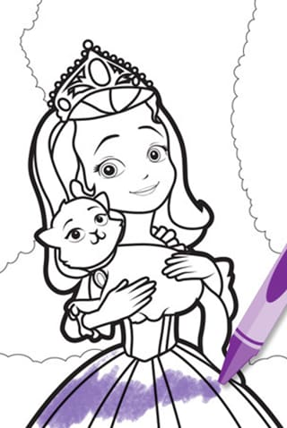 When You Wish Upon a Well Coloring Page