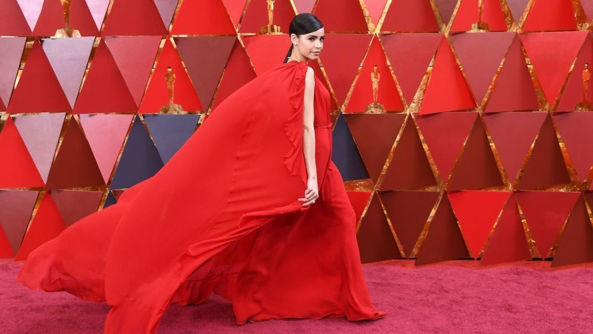 Our Favorite Looks From Disney, Star Wars, and Marvel Stars at the 2018 Oscars