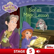 Sofia the First: Sofia's Magic Lesson