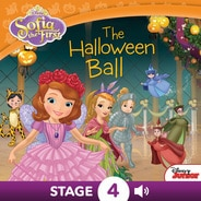 Sofia the First: The Halloween Ball