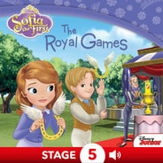 Sofia the First: The Royal Games