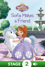 World of Reading: Sofia the First: Sofia Makes a Friend
