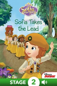 World of Reading: Sofia the First: Sofia Takes the Lead