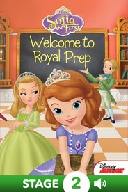 World of Reading Sofia the First: Welcome to Royal Prep
