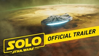 Official Trailer | Solo: A Star Wars Story