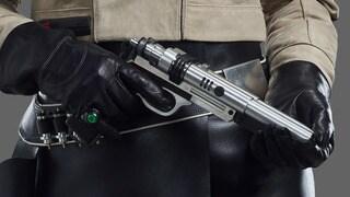 S-195 blaster pistol