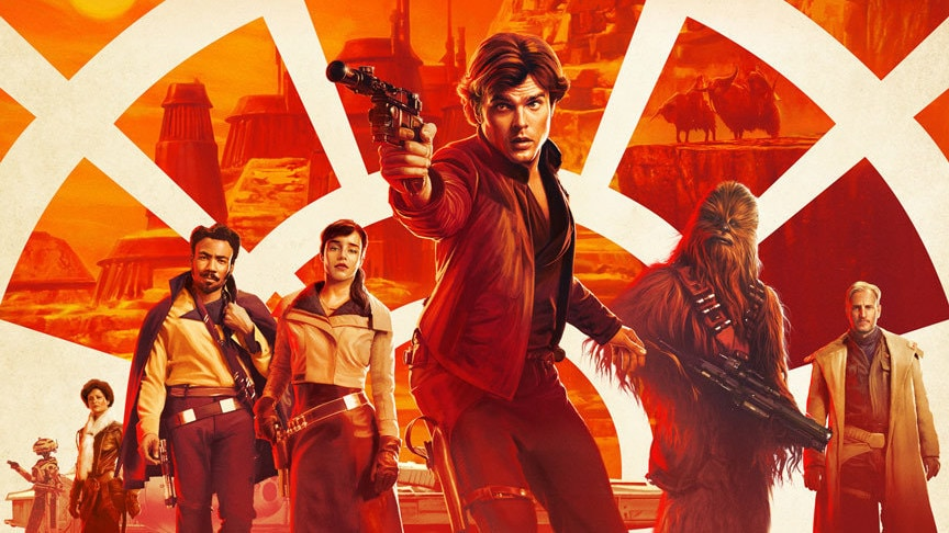 Image result for star wars solo horizontal