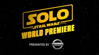 Solo: A Star Wars Story World Premiere Red Carpet Event