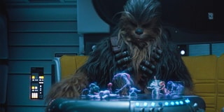 """Holochess"" - Solo: A Star Wars Story"