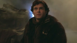 """Han"" - Solo: A Star Wars Story"