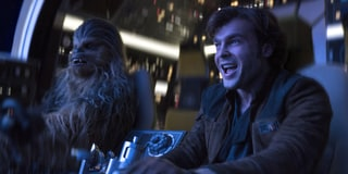 """""""190 Years Old"""" - Solo: A Star Wars Story"""