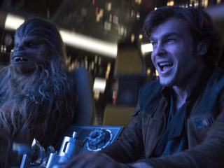 """190 Years Old"" - Solo: A Star Wars Story"