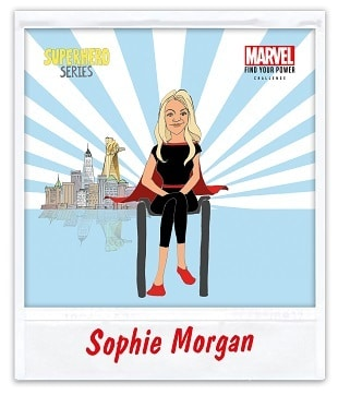 Sophie Morgan Find Your Power Challenge image