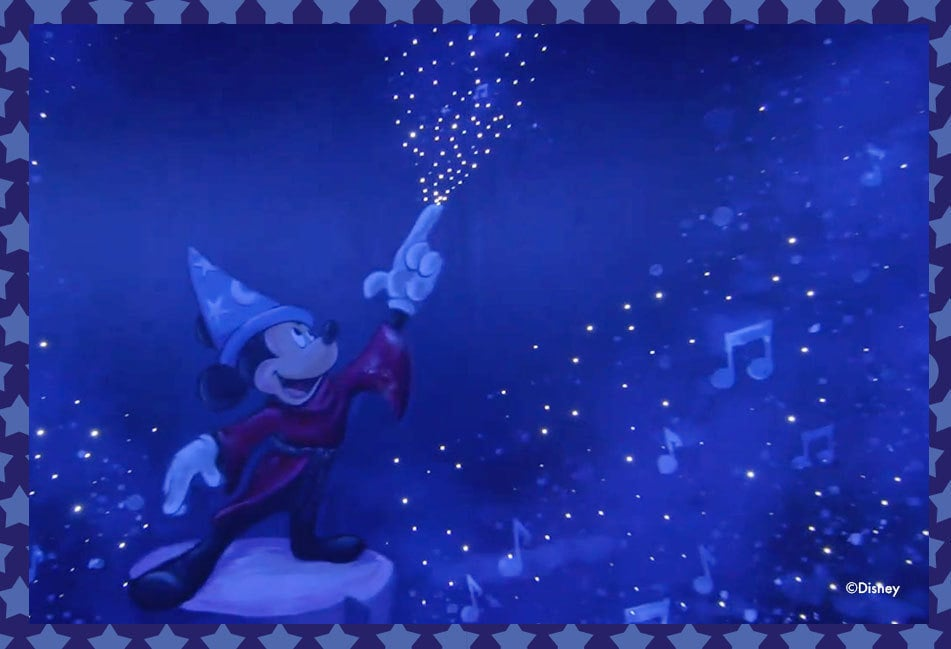 Mickey Sorcerer