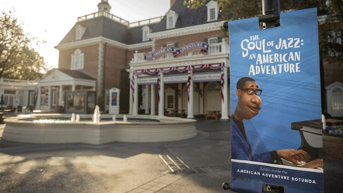 Walt Disney World Resort celebra Mês da História Negra com exposição inspirada em Soul e outras novidades
