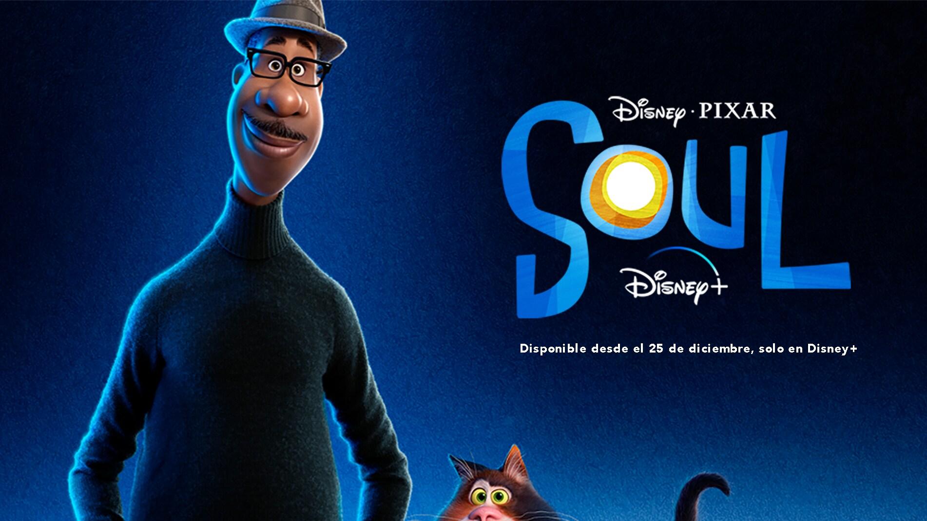 SOUL: Disney+ presenta un nuevo póster y tráiler de la película