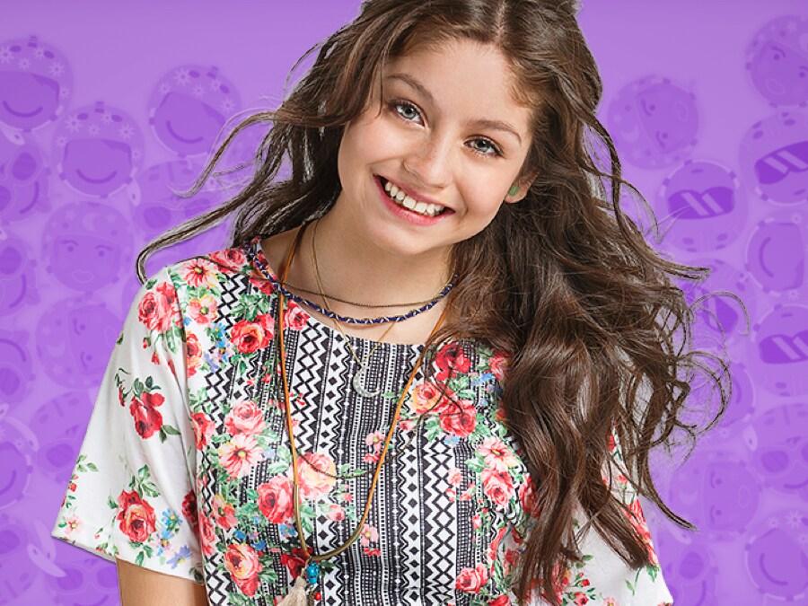 Soy Luna - Rollschuh-Outfit