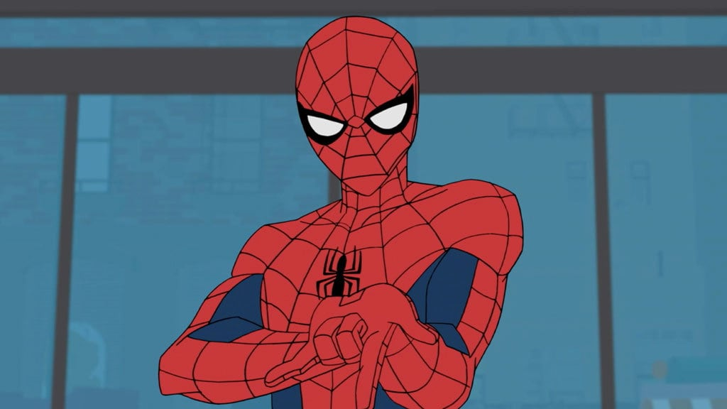 Marvel's Spider-Man on Disney Channel - Trailer 1